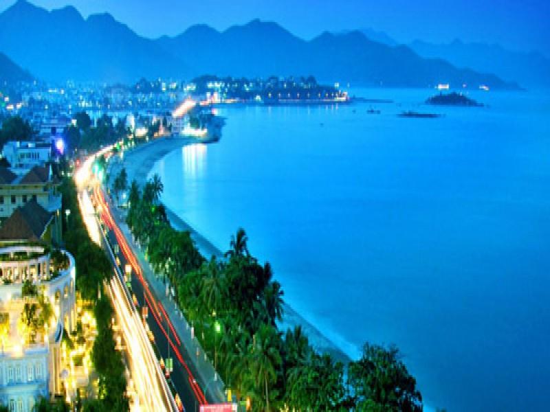 Tour du lich Ninh Chu - Vinh Vinh Hy 3 Ngay