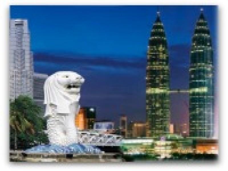 Tour Du Lich Singapore - Malaysia Tiet Kiem