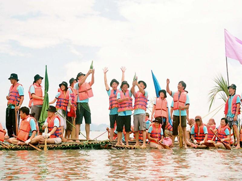 Tour Team building Long Hai - Nong Trai cuu