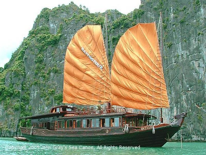Tour Tp HCM - Ha Noi - Ha Long 4 Ngay