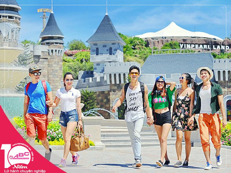 Tour Vung Tau Nha Trang 3 ngay 3 dem