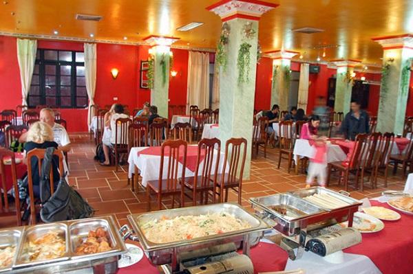 Nhà hàng Hoàng Hà Sapa